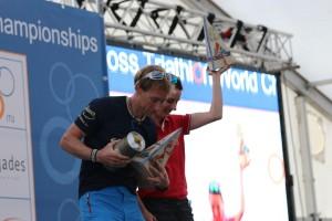 Susann Arndt und Holm Kunze Sieger des CrossCup 2014