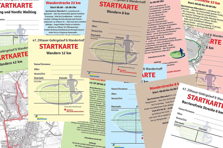 Startkarten